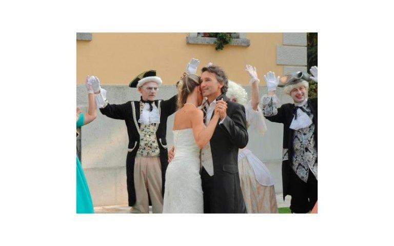 matrimoni in location storica