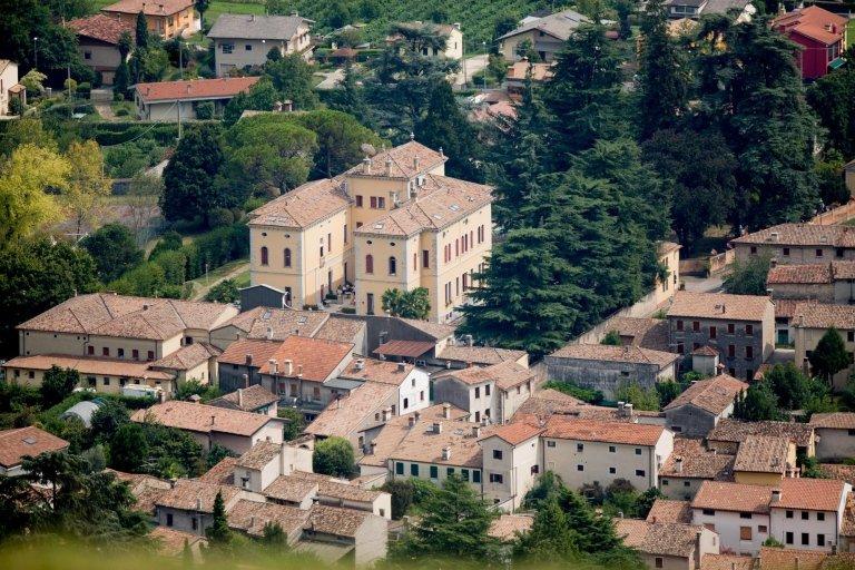 Ristorante La Contea Villa Soligo