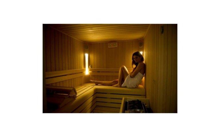 Sauna and turkish bath