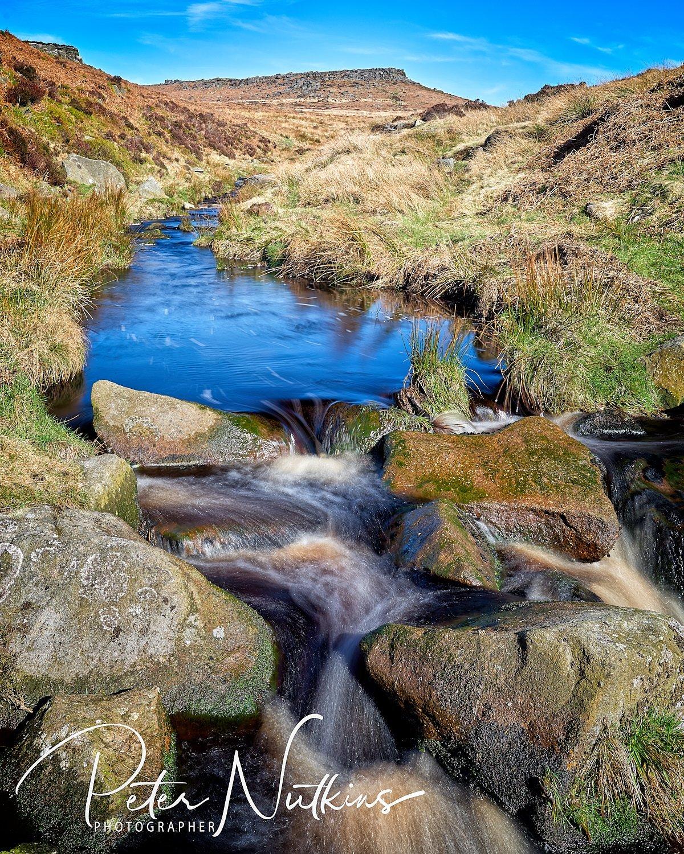 Burbage Brook under Higger