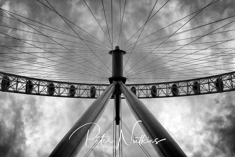 Spokes London Eye