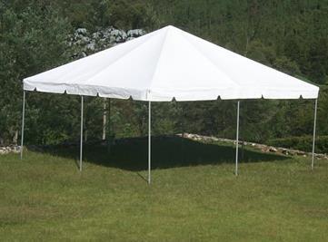 20x20 foot tent