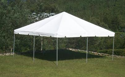 15x15 foot tent