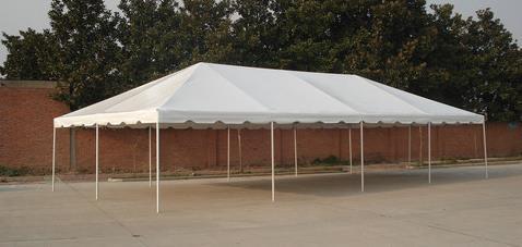 20x40 foot tent