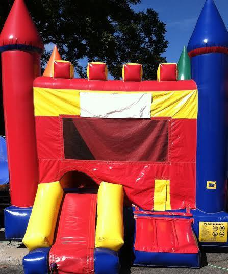 Castle 2 Bounce House