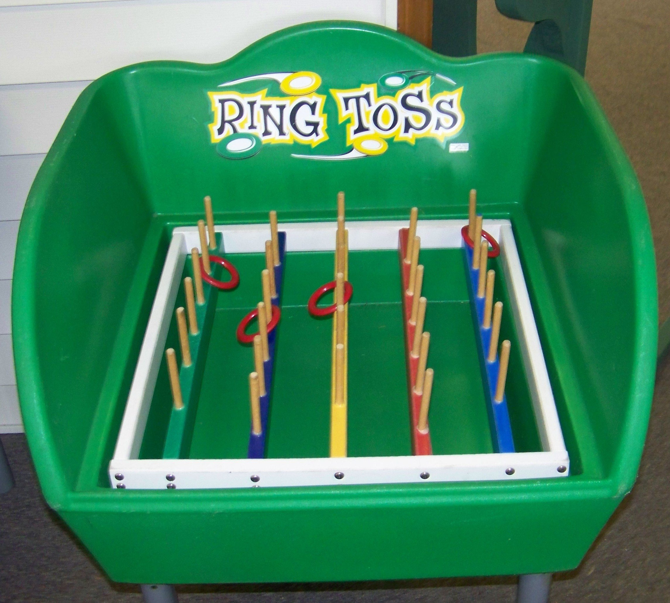 Ring Toss Tub Game