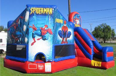 Spider Man Combo