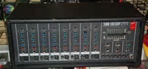 Sunn SR8 300pPower Mixer
