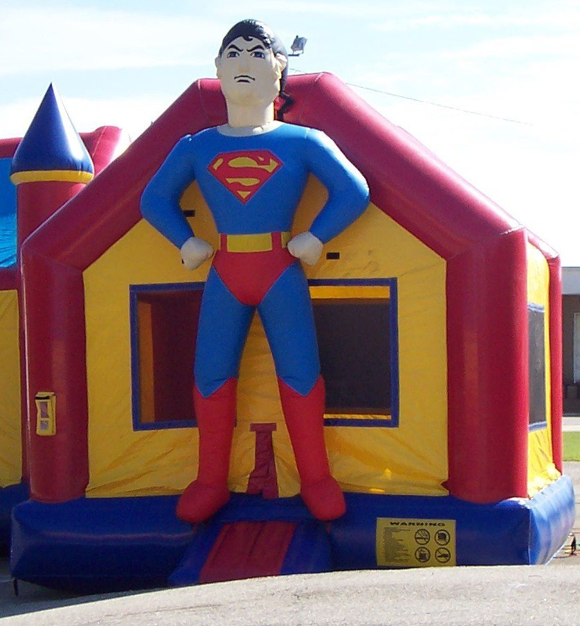 Character Bounce House