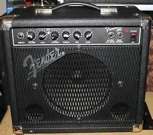 Fender Front Man Amp pr241