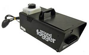 Ground Fogger