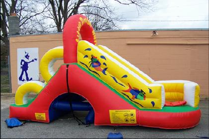 Junior Dragon Slide