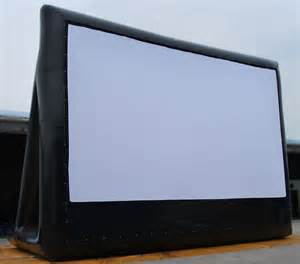 17 Ft. Inflatable Screen