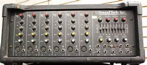Sound Tech 306DPowered Mixer