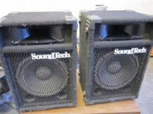 Sound TechCX4 Speakers