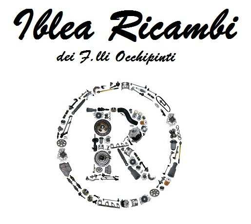 IBLEA RICAMBI DEI F.LLI OCCHIPINTI-Logo