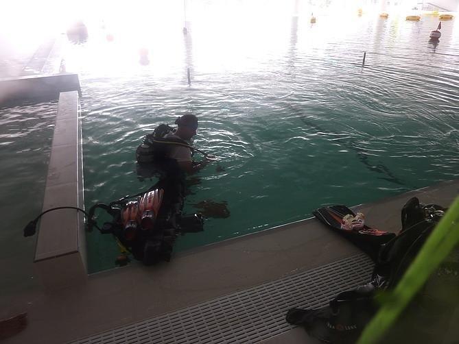 subacquea immersione
