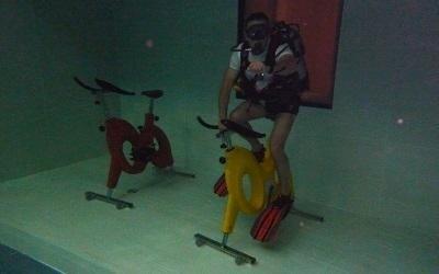 bici subacquea