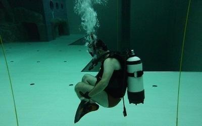 immersione acqua