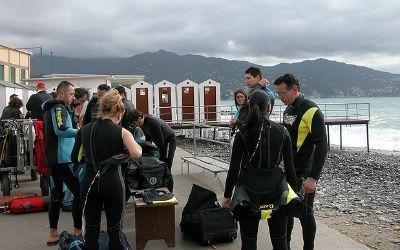 corso adulti subacquea