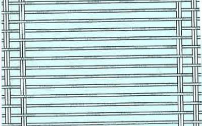 HARMORETT rectangular mesh