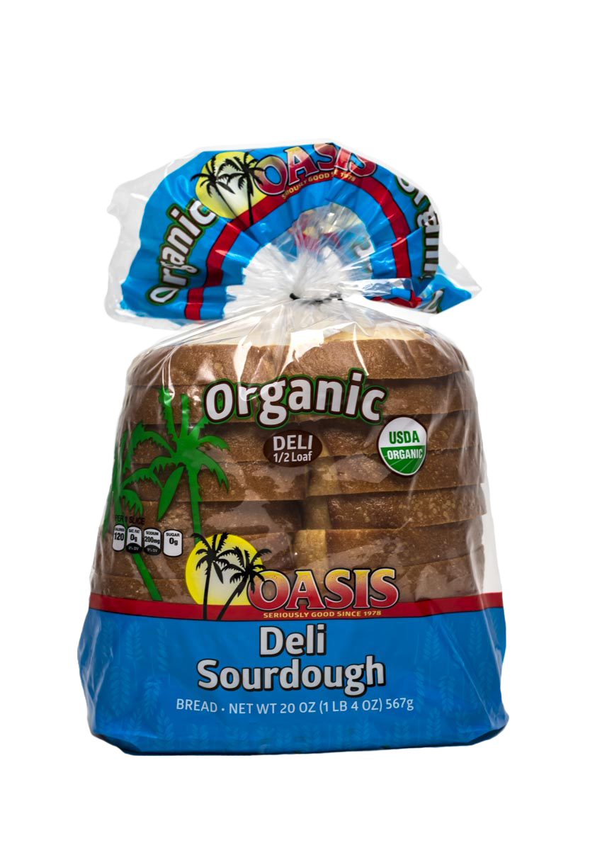 oasis deli sourdough bread