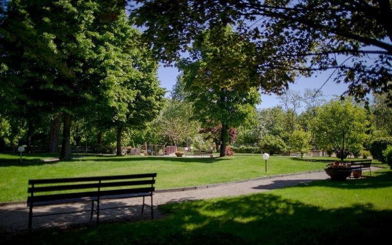 Giardini per eventi Ristorante La Darsena