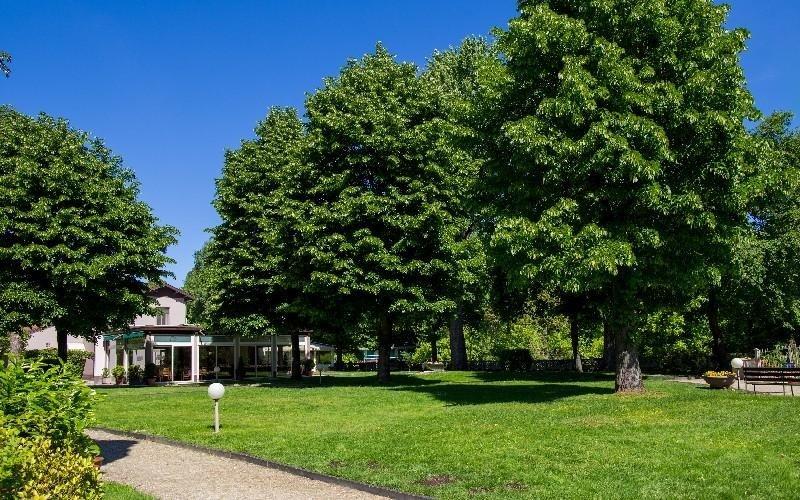 Parco verde Ristorante La Darsena