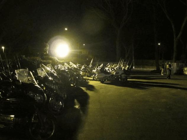 raduno motociclette