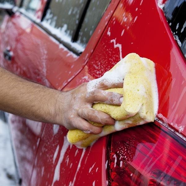 lavaggio auto manuale