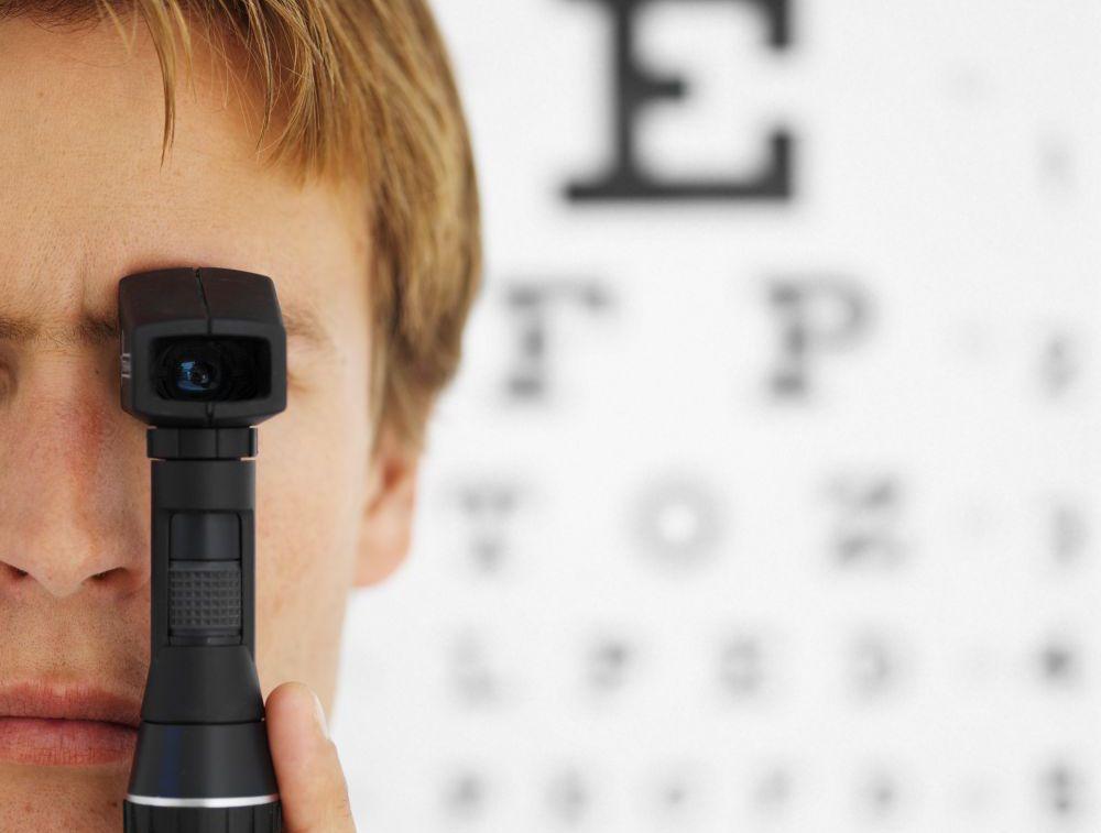 eye test for optical advice in Blenheim