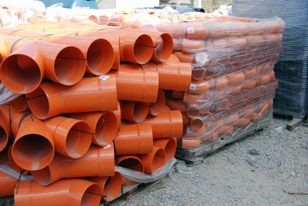 Vendita tubi in PVC