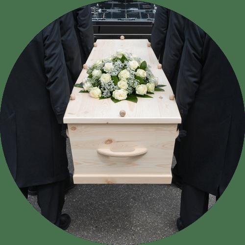 servizio funebre Alfano in provincia di Palermo