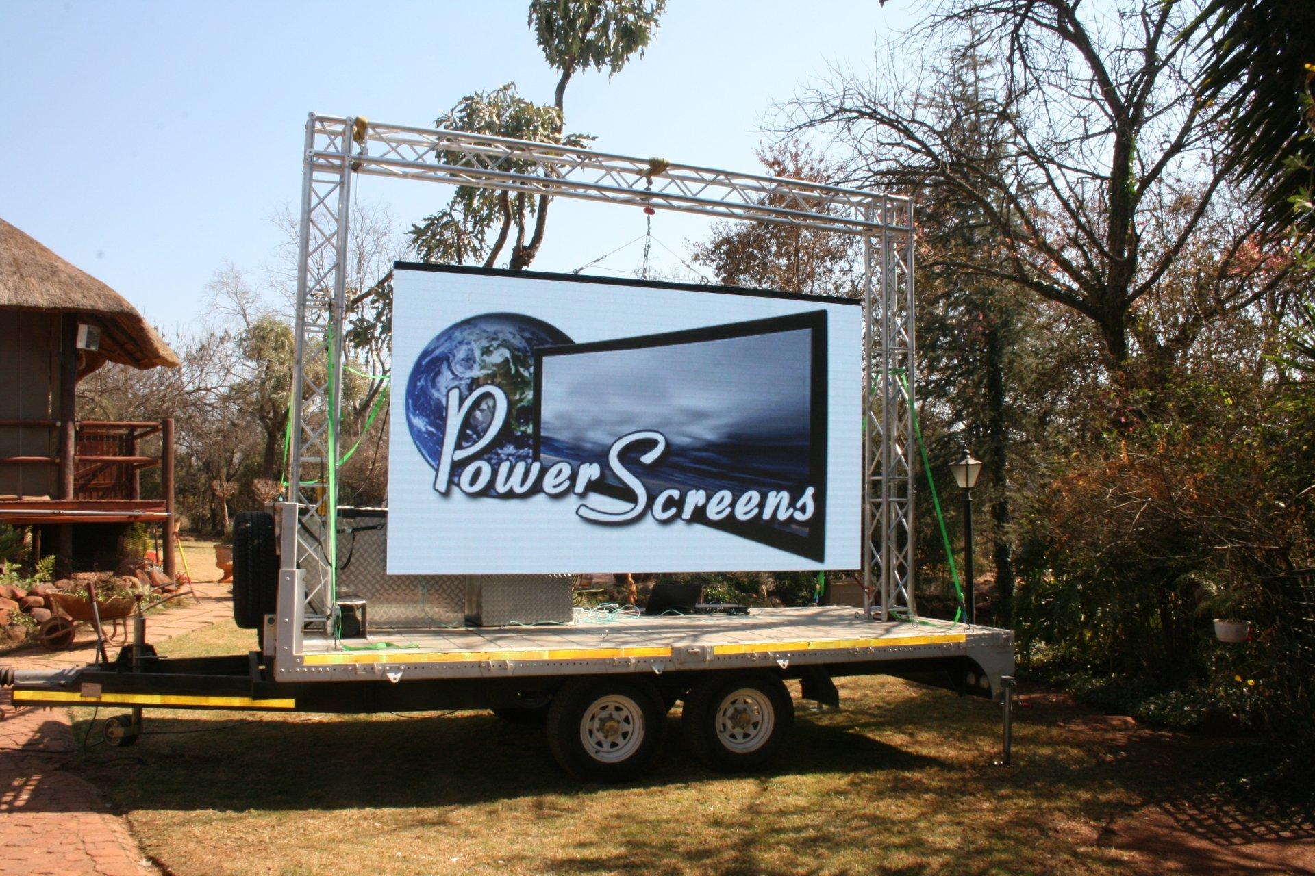 Power Screens   Outdoor LED Displays