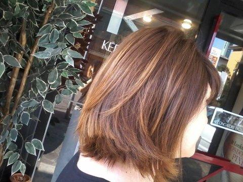 trattamento capelli, trattamento di colorazione, colore capello