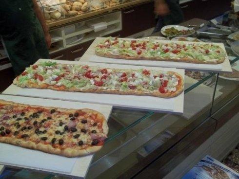 Pizza artigianale