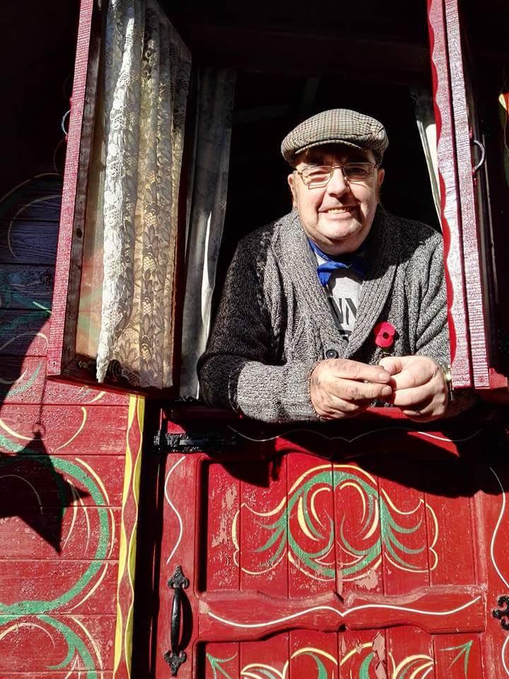 Romany Caravan Dream Holiday