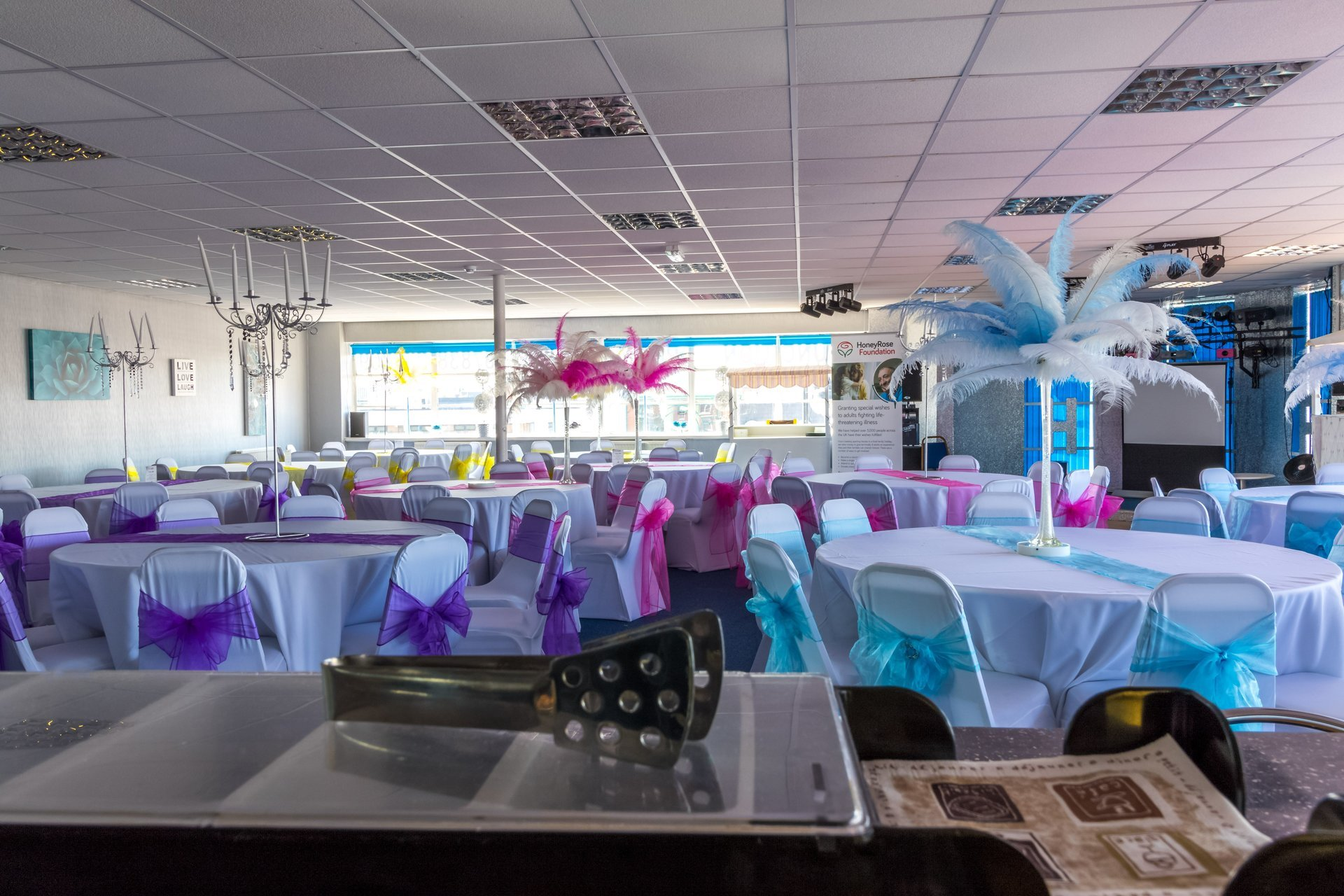 Function Room hire to host a fundraising event in St Helens