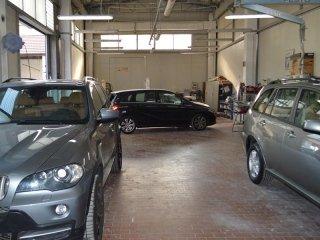verniciatura industriale auto