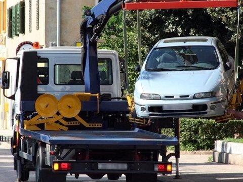 soccorso stradale veicoli