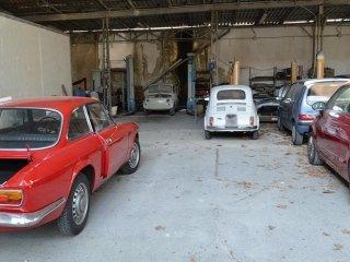 lucidatura auto d'epoca