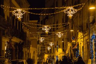 luminarie strade