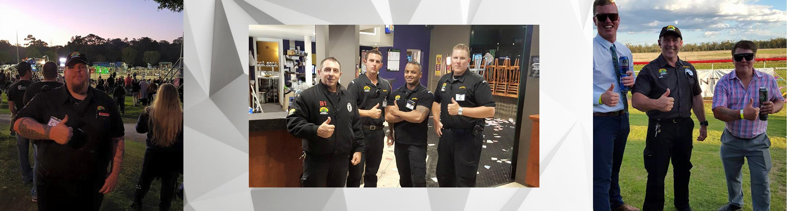 ironbark security service at different location