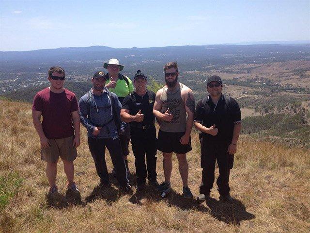ironbark security service for mountain trekking