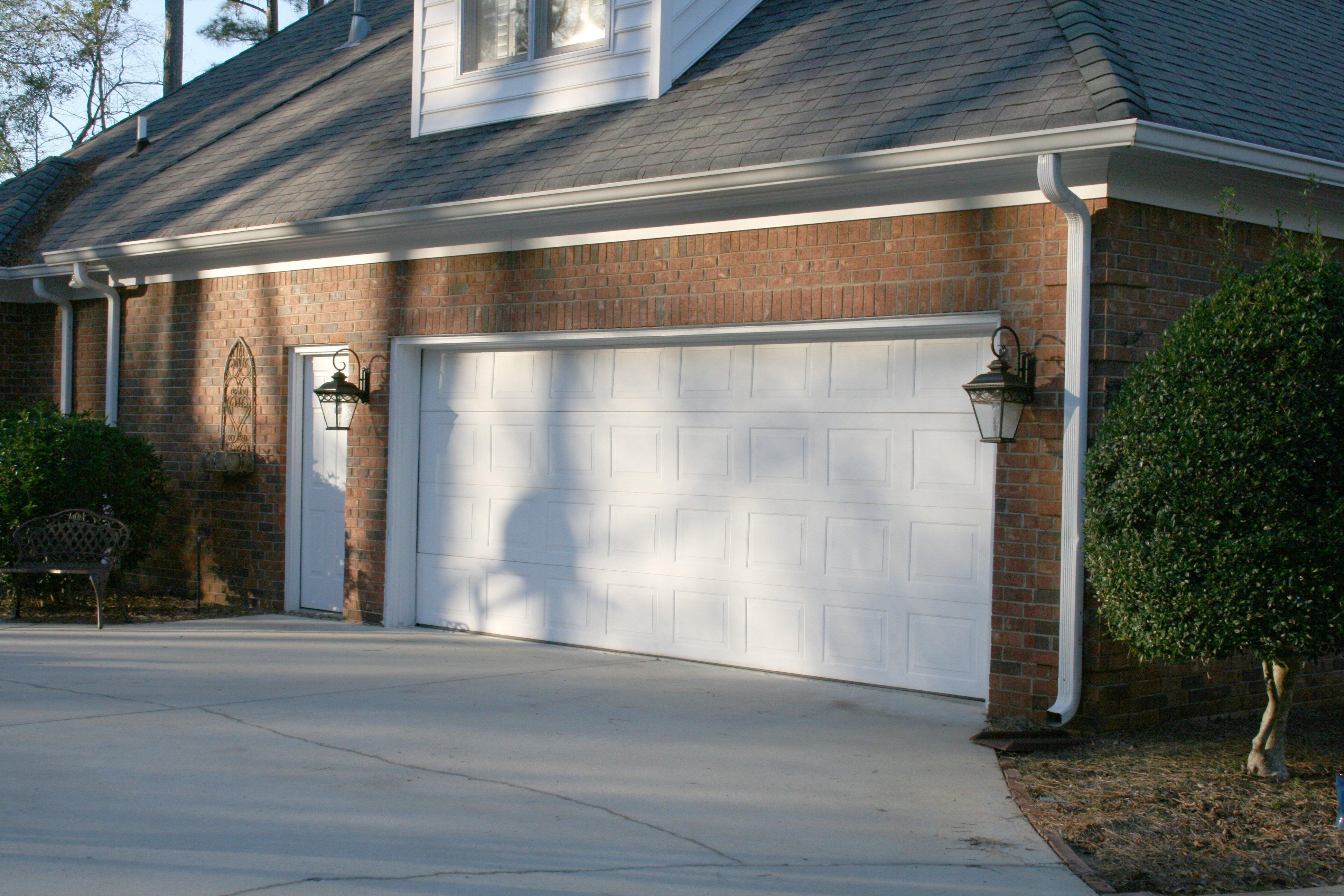 repair dent maintenance door doors garage repairs wooden pretoria installations