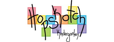 hopskotch kindergarten business logo