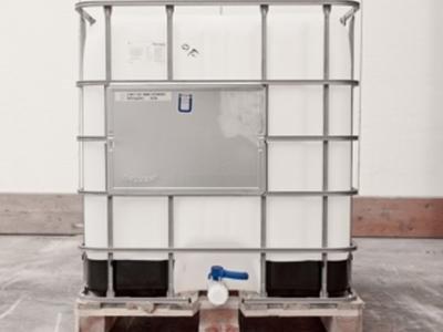 Cisterna in plastica omologata