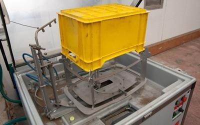 Raccolta cisterne in plastica