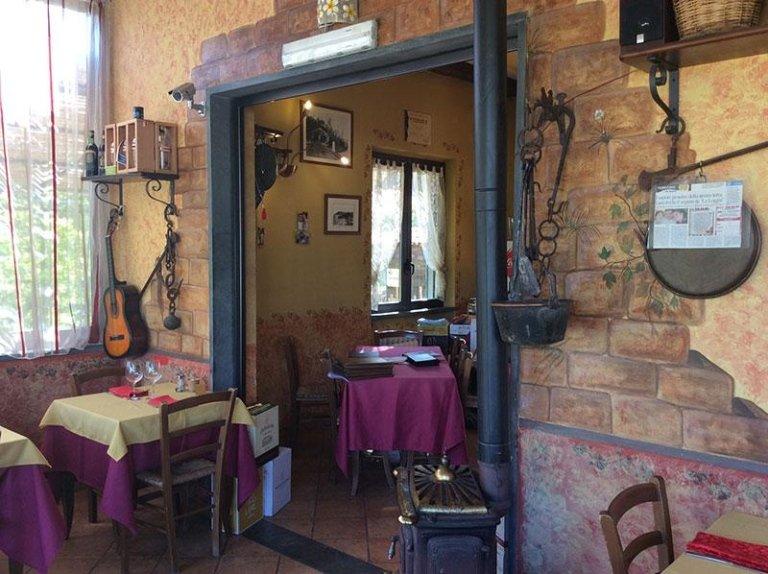 Trattoria rustica- Beverino