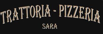 TRATTORIA PIZZERIA SARA - LOGO
